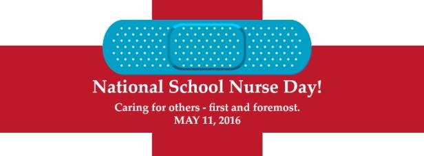 NUR 5.11.16 - National School Nurse Day